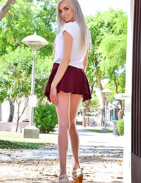 My name is Joslyn, I am 20, 5'8 and filled with energy and fun.I come from a nordic background so i'm very tall, lean, long legged with blonde hair and blue eyes. I like being outdoors in the warm weather and relaxing in my bikini. I get very excited to go on fun adventures like hiking, swimming, stretching, or even just relaxing in bed. I consider myself a very openminded girl, I am never hesitant to try new thiings or push my limits (: It makes me especially happy when I discover new things about myself that turn me on, my body is the most fun place for me to explore. I like making art in all sorts of ways. Whether it be expressing myself on paper, through paint, dancing, or creating experiences that open my mind. I am a very free spirited girl but can also be very grounded when it comes to getting down to business and getting things done. I also spend my free time reading books. I can get lost in a fictional tale, or non fictional tale for hours. I consider myself a waterfall adict, when i'm hiking I like to pack along one of my books, and challenge myself to an intense hike through a canyon to get to a destination of how I feel about waterfalls, my peace and tranquility.