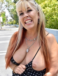 Hello boys, I want to say this is just the best day ever. I loved showing you my favorite toys, Giant curves and hairy pussy. FTVMILFs.com is the best! I CANNOT WAIT to cum back. Next time there will be more to see...Promise!! :)