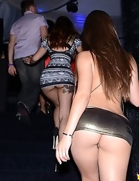 There was some much going on it was amazing as girls were swapping girls and the guys just couldnt take it anymore which was proven true as they shot their loads all over several smoking hot and sweaty honeys