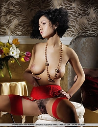 "Pammie Lee: ""Deity"" by Tony Murano"