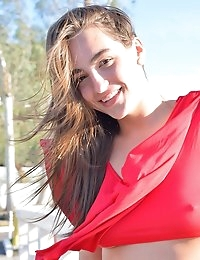 Jeri Red Dress And More