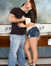 Kaci Starr & John Strong in Tell Him How to Do It