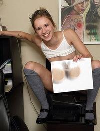 Photocopy featuring Rachel James by Als Photographer