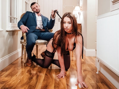 Gorgeous Taylor Sands treated with sexual respect by her man